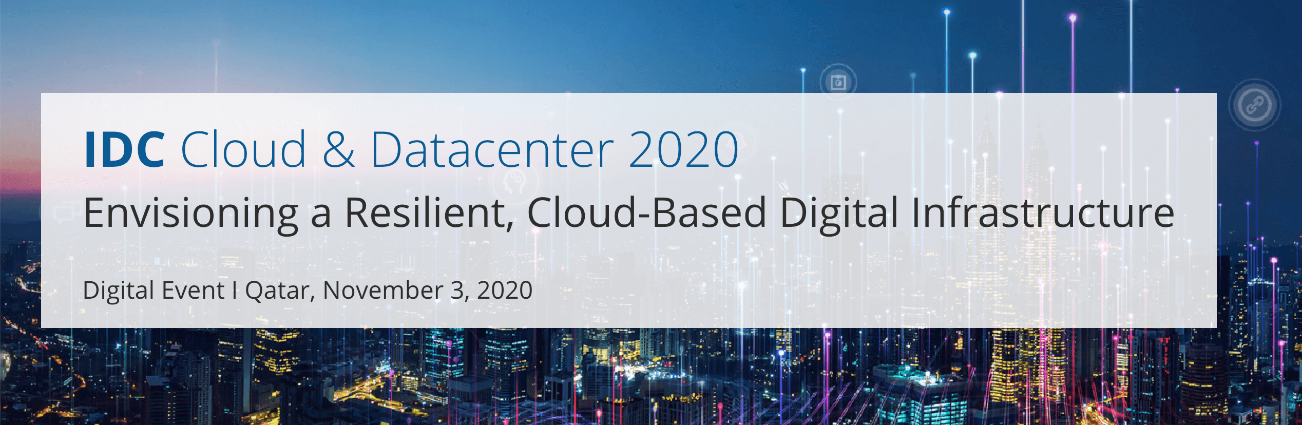 IDC Cloud & Datacenter 2020