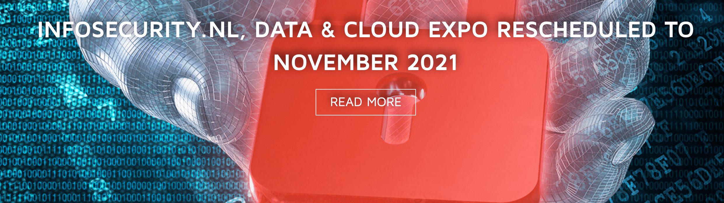 Infosecurity.nl Data & Cloud Expo 2021