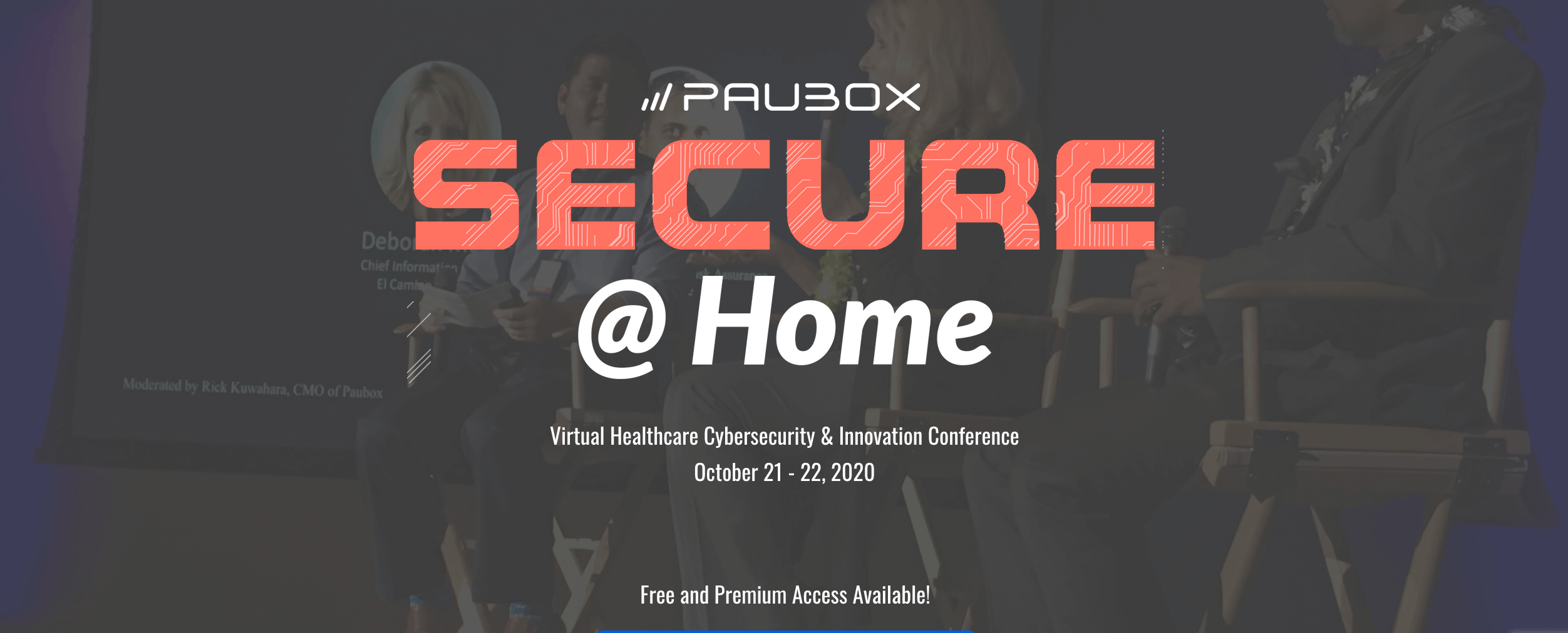 Paubox SECURE @ Home