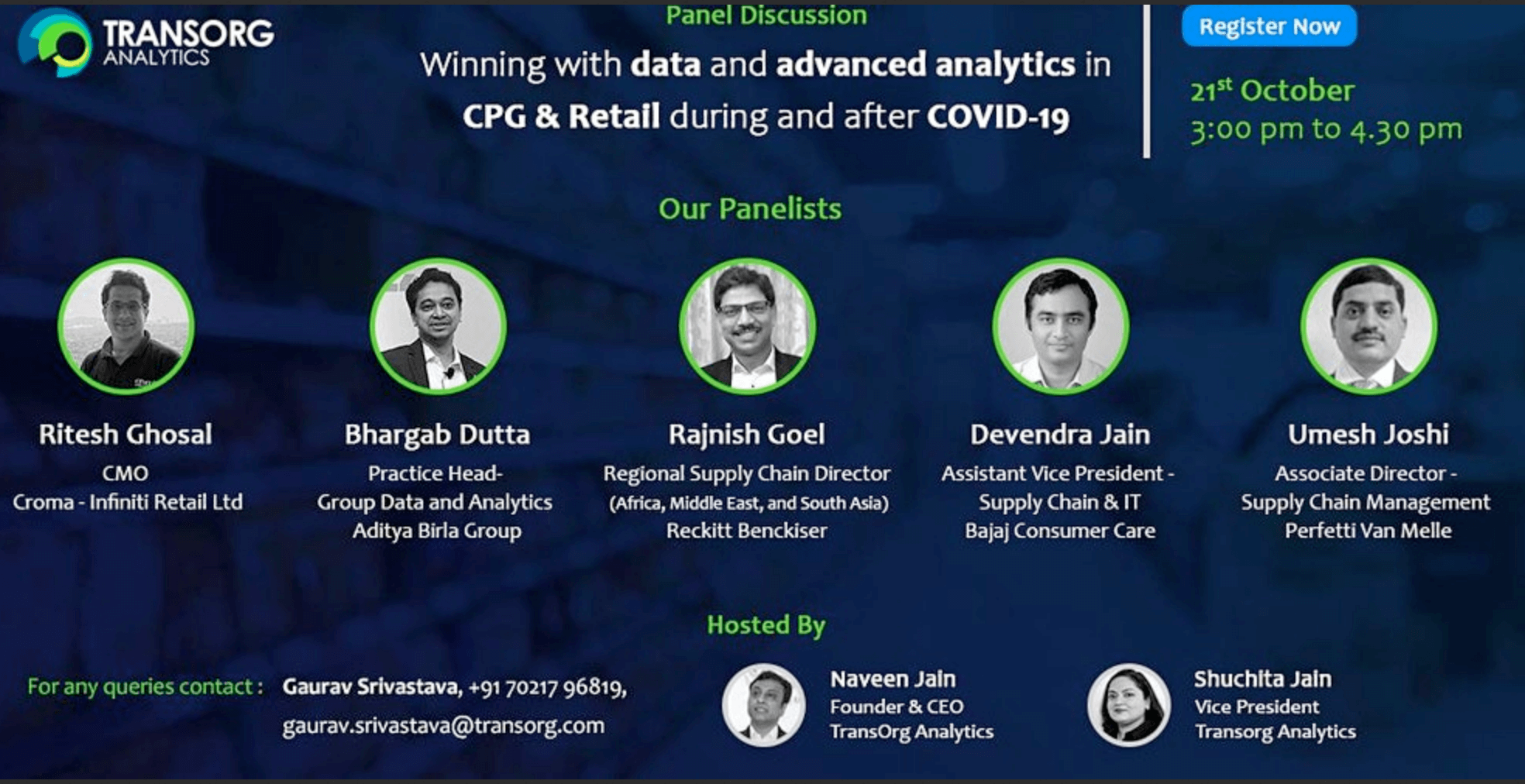 Winning with data and advanced analytics in CPG & Retail during and after COVID-19